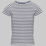 Women's Marinière coastal short sleeve tee