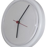 Blank 9in Diameter Wall Clock