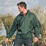 Weather-guard rain jacket deal