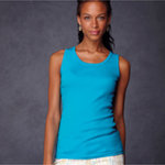 Anvil Women's Rib Tank Top