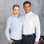 Women's Long Sleeve Easy Care Oxford