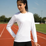 Spiro Quick-Dry Long Sleeve Ladies T-Shirt