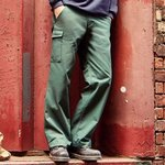 Poly/Cotton Twill Workwear Trousers