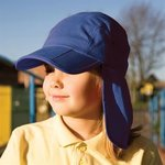 Junior fold-up legionnaire's cap