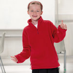 Kid's 1/4 Zip Outdoor Fleece