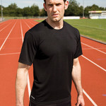 Spiro Mens Quick Dry S/Sleeve T-Shirt