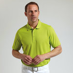 Performance pique plain polo shirt (MSP7373)