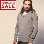 Zinik v-neck jumper