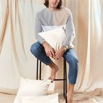 Westford Mill Cotton Cushion Cover