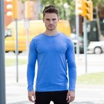 Feel good long sleeved stretch t-shirt