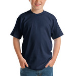 Youth ComfortSoft® Heavyweight 100% Cotton T Shirt