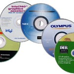 CD DUPLICATION -  ( COLOUR )
