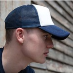 Core Detroit ½ mesh truckers cap