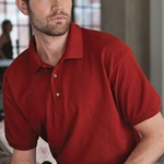 Ultra Cotton™ combed ringspun adult pique polo SPECIAL OFFER