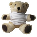 "Soft Toy - 10"" Promo Bear"