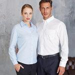 Mens Long Sleeve Easy Care Oxford