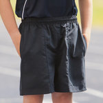 Kids all purpose lined shorts