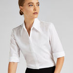Ladies' Continental 3/4 Length Sleeve Blouse