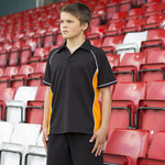Kid's Piped Performance Polo