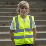 High visibility kid's vest DEAL