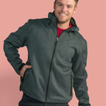 SG Mens Knitted Bonded Softshell