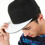 Beechfield Sublimation Peak Snapback