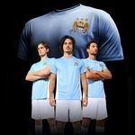Manchester City Adults T-shirt